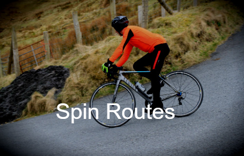 Spin Routes